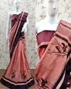 Riva Enterprise Linen Cotton Trendy Designer Saree