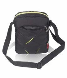 Black & P.Green Messenger Sling Bag for Men