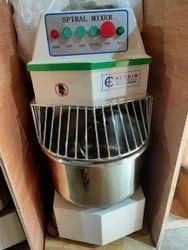 30L Semi Automatic Spiral Bakery Mixer