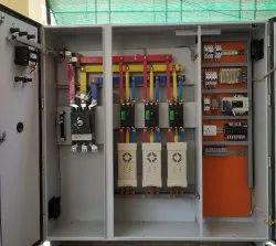 Three Phase Schneider Heater Control Panel for Industrial Application