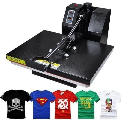 be372db1 Semi-Automatic T- Shirt Printing Machine, Rs 13499 /piece, Hanuman ...