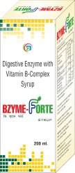 Digestive Enzyme with Vitamin B Complex Syrup