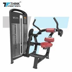 AB Machine PIN Loaded Gym Machine