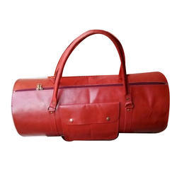 Leather Dholak Bag