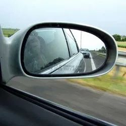 PP Glass Car Outer Rear View Mirror