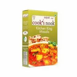 Aayat Cook'sNook KitchenKing Masala