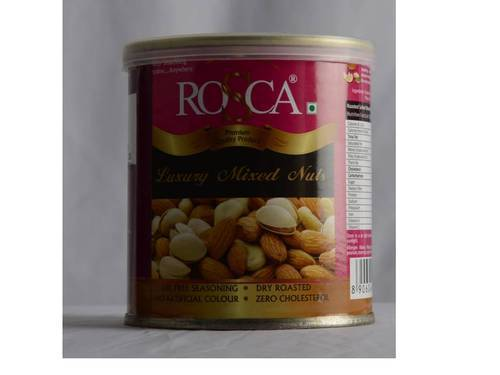 70 G Luxury Mixed Nuts, Packaging: Tin, Cilantro Food