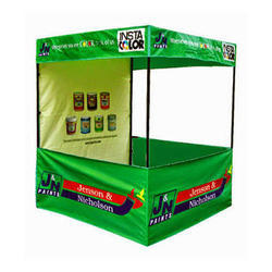 Green Pvc Promotional Outdoor Canopy