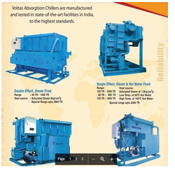 Absorption Chiller Suppliers Amp Manufacturers In India