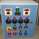 440 Volt Rectunglur Hydraulic Control Panel, For Industrial