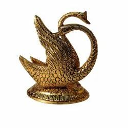 Brass Swan Set