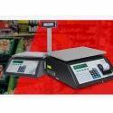 Retail Printer Weighing Scale