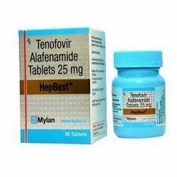 Tenofovir Alafenamide Tabets