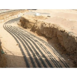 Underground Cable Laying Service