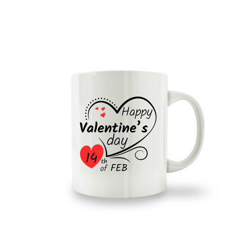 Creative Clap Ceramic Valentine S Day Coffee Mug Usage Home