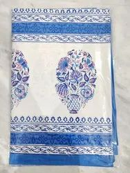 Handblock Print Rapid Bed Sheet