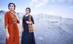 Designer Party wear kurtis