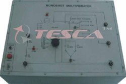 Monoshot Multivibrator Trainer