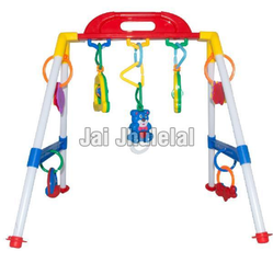 Multi Color Baby Gym Set