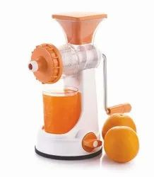 Plastic Body Hand Juicer