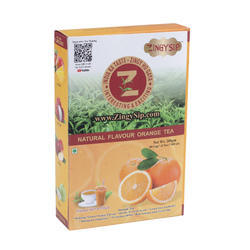 Zingysip Instant Orange Tea - 200 Gm