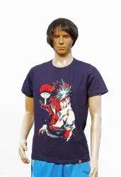 Cotton Casual Wear Printed Tshirts