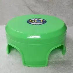 8 Plastic Bathroom Stool