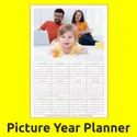 Picture Year Planner