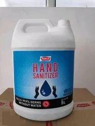 Parle Hand Sanitizer Bottle 5 Liters