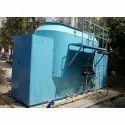 Industrial MBBR Sewage Treatment Plant