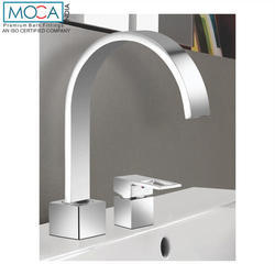 MOCA Single Lever Table Mounted Basin Mixer