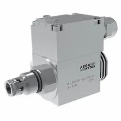 Explosion-Proof 2/2 Directional Valve, Solenoid Operated, Poppet-Type, Piloted