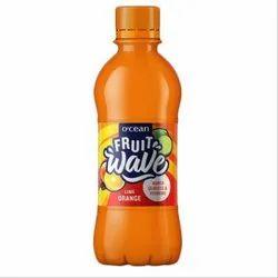 Lime Orange Fruit Drink, Packaging Type: Plastic Bottle