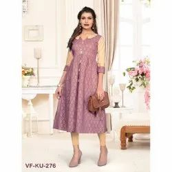Stylist Cotton Kurti