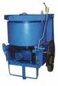 Concrete Mixer : (Pan Mixer)