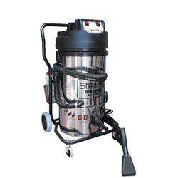 Vacuum Steam Cleaners