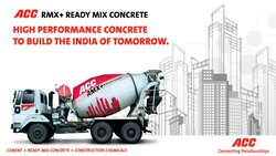 ACC RMC Ready Mix Concreate