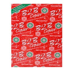 White B2B Copier Paper, Packing Size (sheets Per Pack): 500.0