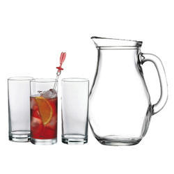 Pasabahce Jug And Glass Set