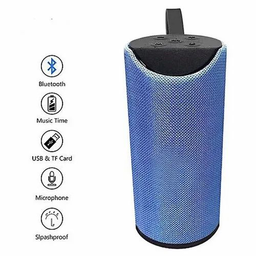 Tg113 Super Bass Splashproof Wireless Bluetooth Speaker Best Sound Quality Playing With Mobile Tab At Rs 255 Piece Wireless Speaker Id 21330735448