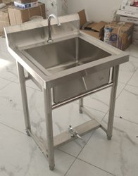 Foot Operated Sink