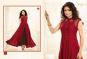 Lt Nitya Red And Brown  Women Kurti