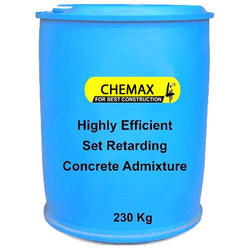 Highly Efficient Set Retarding Concrete Admixture