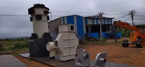 Thermic Fluid Heater - Agro Waste Fired