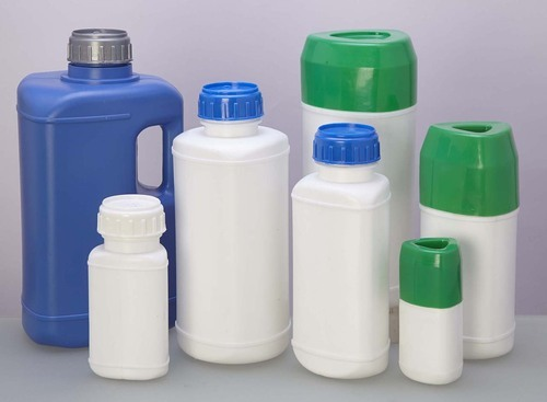 High Density Polyethylene Bottle
