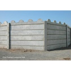 Concrete Folding Ready Made Wall Compound