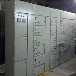SS Three Phase Electric Electronic Panel Board