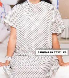 Hospital Reusable Patient Gown