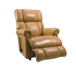 Topaz Leather Recliner Chair