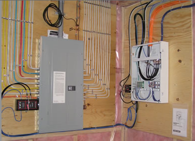 House Electrical Wiring In Gurgaon Bhondsi By Om Engineering Air Systems Id 16038351955